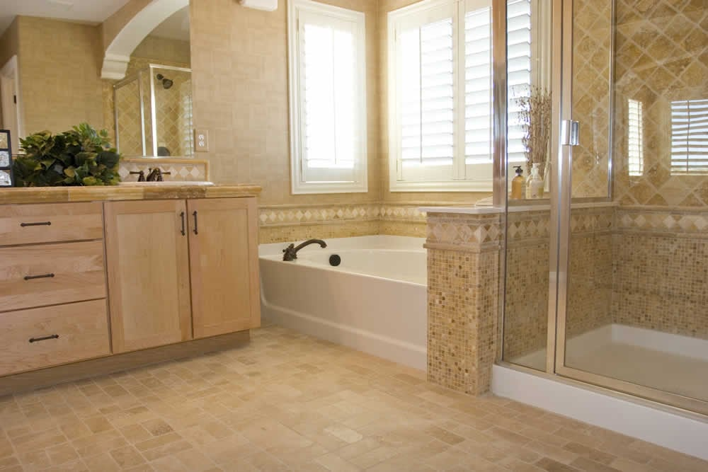 Bathroom remodeling in Hancock Michigan