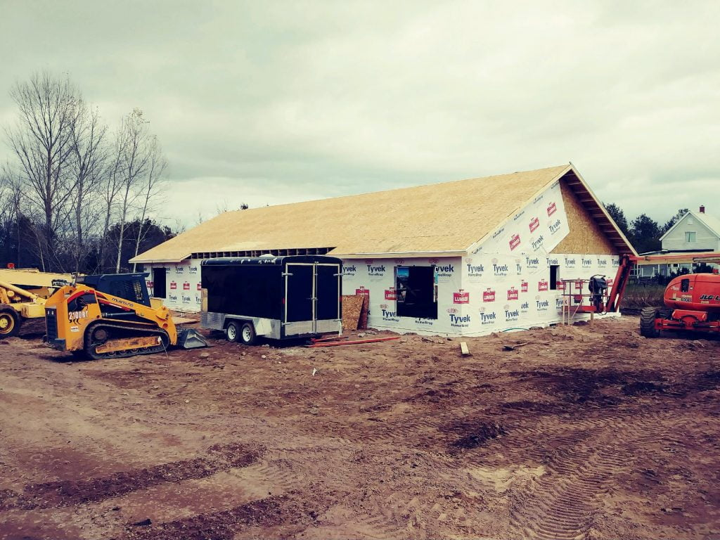 Building contractor serving the Keweenaw Peninsula in Michigan