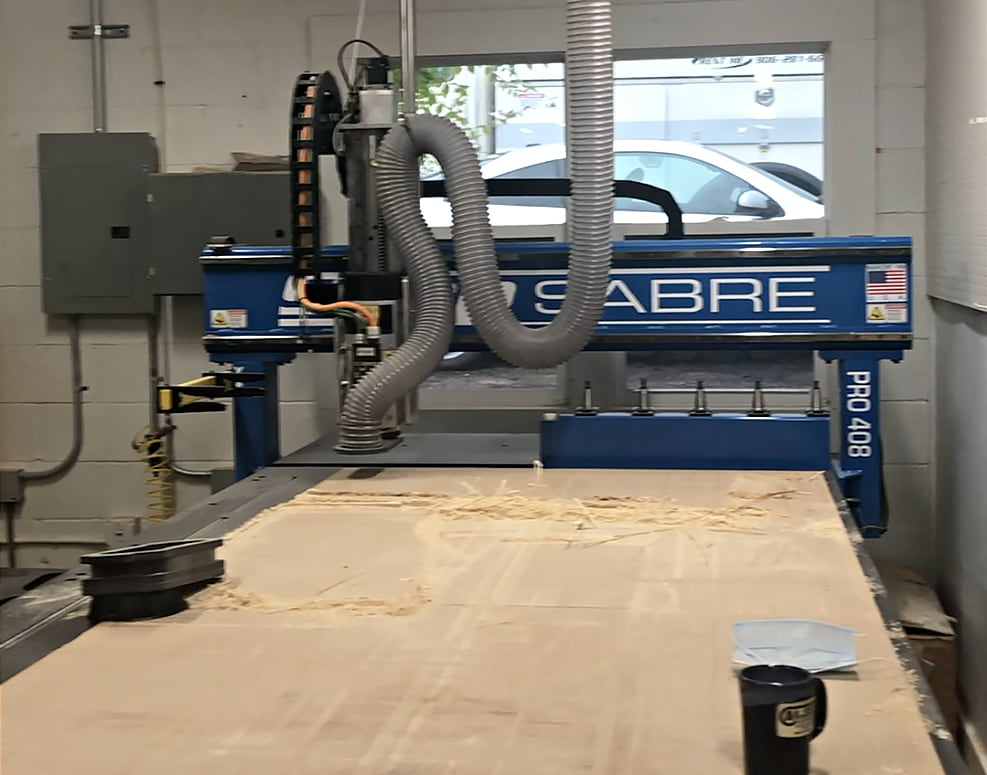 CNC woodworking houghton michigan