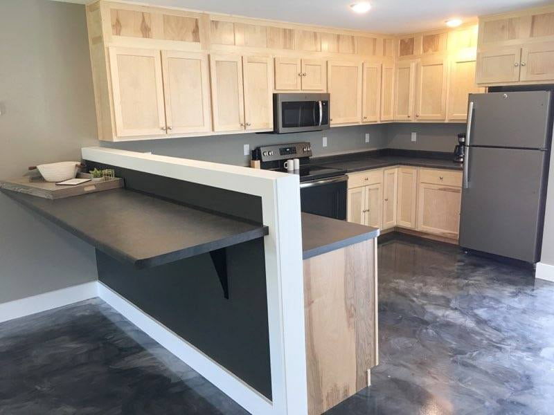 Kitchen remodeling contractor in hancock michigan