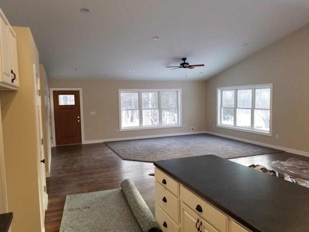 New window installer in Houghton Michigan