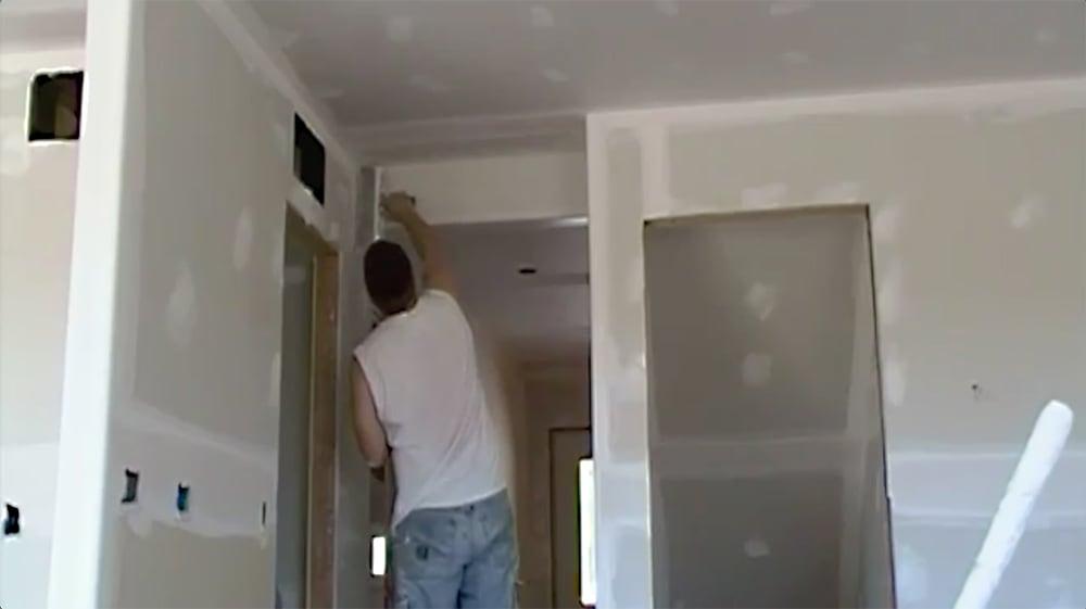 Sheetrock contractor hancock michigan